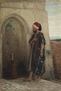 figura orientale by anatolio scifoni