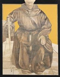 the friar by benedicto cabrera