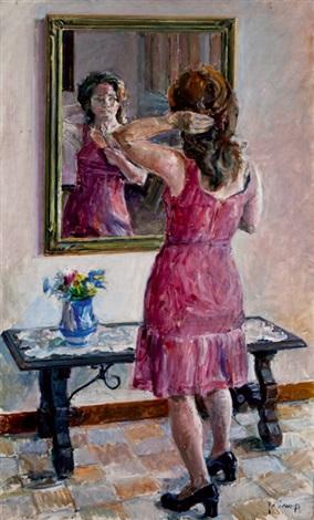ante el espejo by gabino rey