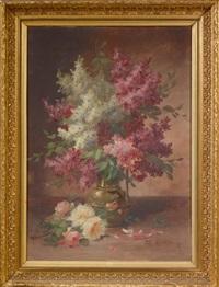 bouquet de lilas by godchaux