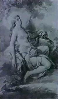bussende maria magdalena by franz linder