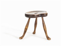 three-legged stool by josef frank