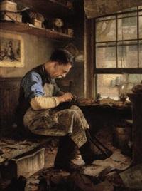 the shoemaker by jefferson david chalfant