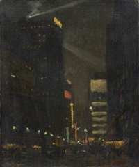 new york by t. frantisek simon
