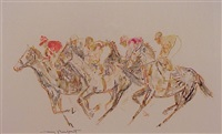 horse race by guy buffet