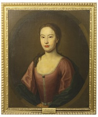 portrait of lady jean keith by john alexander