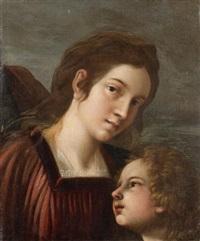 jeune mère et son enfant by carlo francesco nuvolone