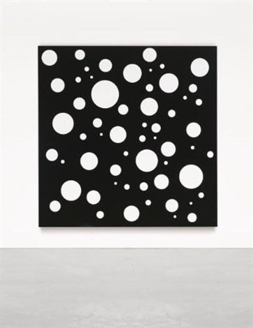 night of the stars twosa by yayoi kusama