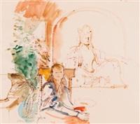 annabel's, the buddha room by john stanton ward