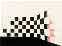 esquisse graphique (sketch) by daniel buren