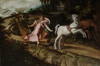 the rape of proserpina by paolo fiammingo dei franceschi