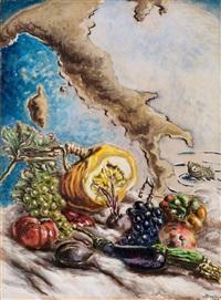 natura morta (italia) by alberto savinio