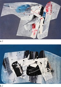 diaphanous 1 and 2 (2 works) by romulo olazo