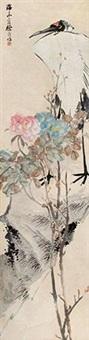 鹤 by xu xiang