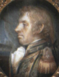 rear-admiral horatio nelson, later viscount nelson     (1758-1805) by edward nash