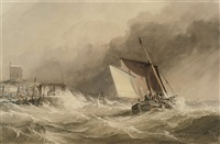 off to the fishing grounds by alfred herbert