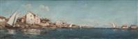 port de pêcheurs by godchaux