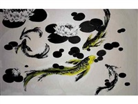 eclaboussures 3 : les carpes by linh zhen xiu (chenx)
