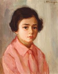 fetiță în roz by calin alupi