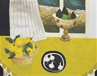 polly's quinces by mary fedden