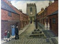 church street, crosston near chorley by tom dodson