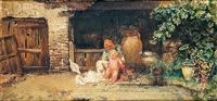 maternidad by jose arpa y perea