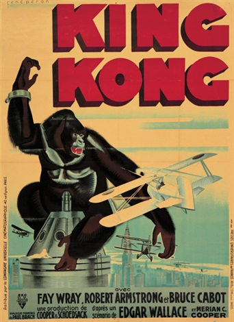 king kong by rene peron