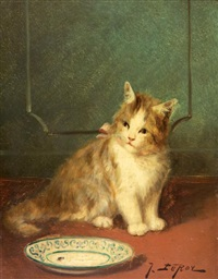 le chaton by jules leroy