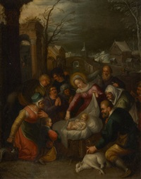 la nativité by flemish school (19)
