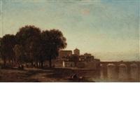near cordoba, spain by samuel colman