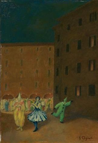carnevale (piazza reforma, lugano) (carnival (reforma square, lugano)) by fausto agnelli