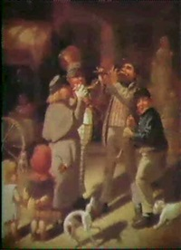 that little german band by charles cole markham