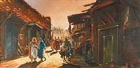 sidi okba by maurice legendre
