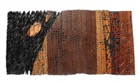 grandma's cloth series vi by el anatsui
