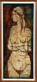 femme nue by rudi pillen