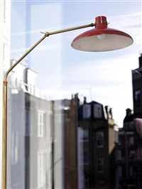 floor lamp for the hotel parco dei principi by gio ponti