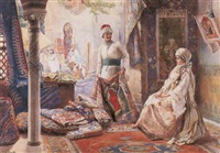 the rug merchant by alfonso simonetti