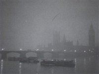 westminster bridge by erwin fieger