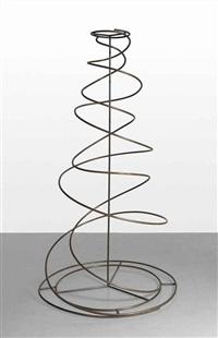 doppia spirale by mario merz