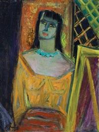 woman by leyla gamsiz