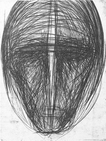 głowa by magdalena abakanowicz