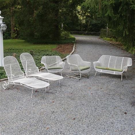 Patio Furniture By Russel Woodard On Artnet
