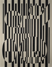 yanina by victor vasarely