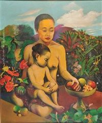 born of the earth, bali by jerry elizalde navarro