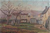 la place du village by erik sääf