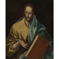 st. james the minor by el greco