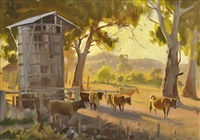 the silo by ernest william buckmaster