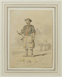 a mandarin archer by william alexander
