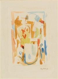 composition cubiste by albert gleizes
