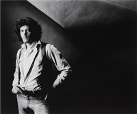 robert mapplethorpe by john swannell